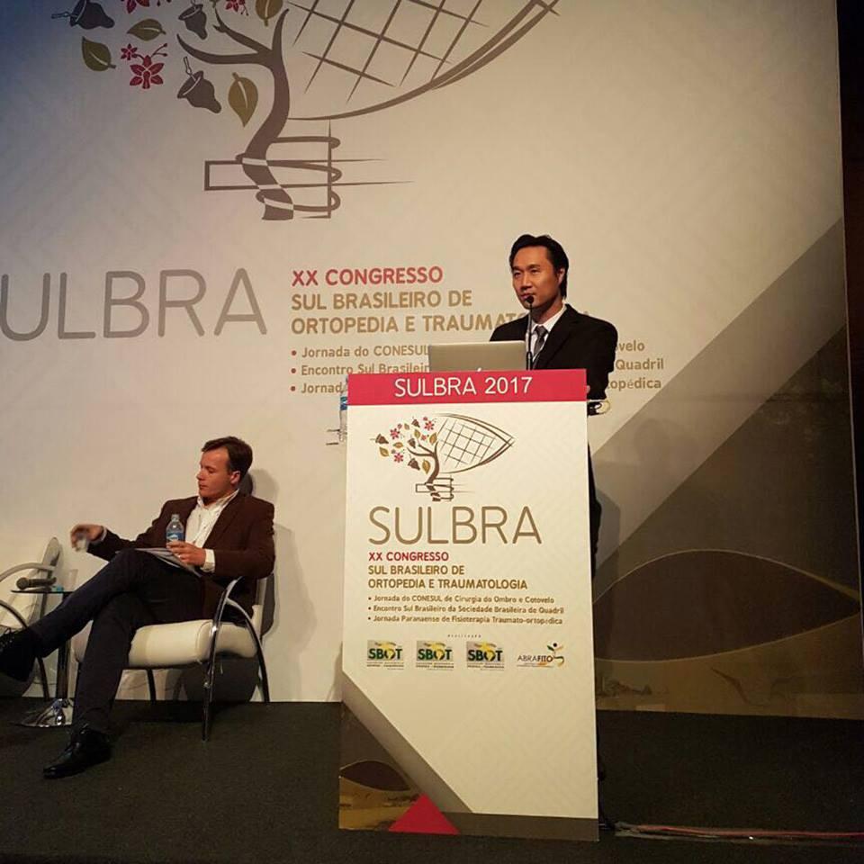 Dr. Walter Taki em Curitiba